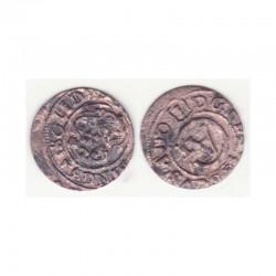 Monnaie Feodale Finlande ou Estonie ( 013)