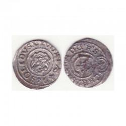 Monnaie Feodale Finlande ou Estonie ( 017 )