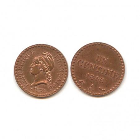 1 Centime Dupré 1848 A ( 001 )