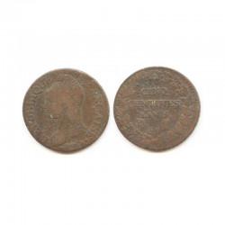 5 Centimes Dupré an 5 BB ( 001 )
