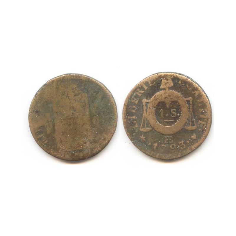 Sol aux balances 1793 BB ( 001 )