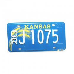 Plaque d Immatriculation USA - Kansas ( 892 )