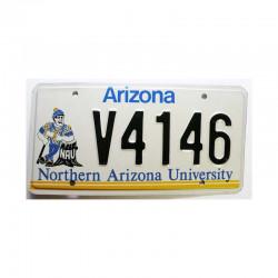 Plaque d Immatriculation USA - Arizona ( 905 )