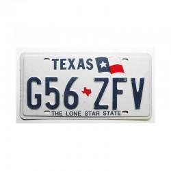 Plaque d Immatriculation USA - Texas ( 928 )