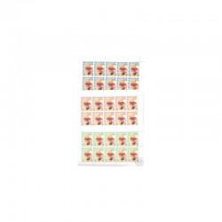 Vatican Sede Vacante 2005 les 30 timbres / 3 valeurs
