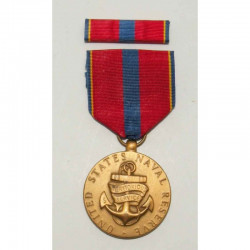 Decoration / Medaille USA Naval reserve  ( 095 )