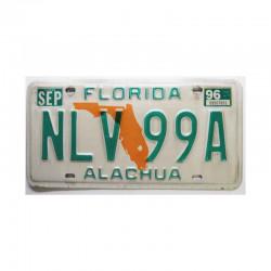 Plaque d Immatriculation USA - Floride ( 085 )