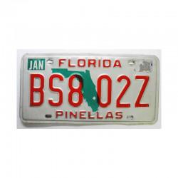 Plaque d Immatriculation USA - Floride ( 082 )