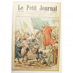 Le Petit Journal 1906 N° 833