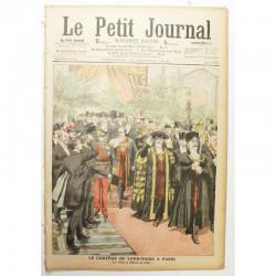 Le Petit Journal 1906 N° 832
