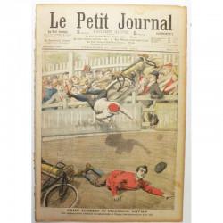 Le Petit Journal 1906 N° 831