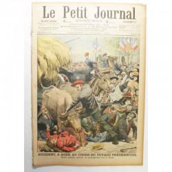 Le Petit Journal 1906 N° 830