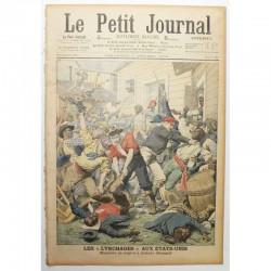 Le Petit Journal 1906 N° 829