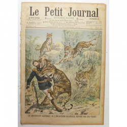 Le Petit Journal 1906 N° 825