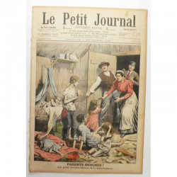 Le Petit Journal 1906 N° 824
