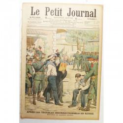 Le Petit Journal 1906 N° 823