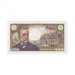 5 Francs Pasteur 01/09/1966 Sup ( 432 )