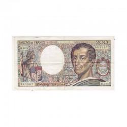 200 Francs Montesquieu 1990 TTB + H093 ( 448 )