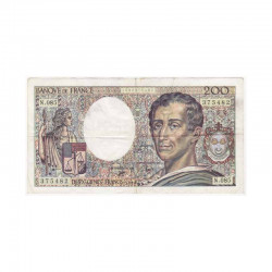 200 Francs Montesquieu 1990 TTB N085 ( 449 )