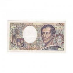 200 Francs Montesquieu 1992 SUP T148 ( 450 )