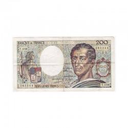 200 Francs Montesquieu 1988 TTB T058 ( 452 )