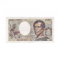 200 Francs Montesquieu 1989 SUP P069 ( 453 )