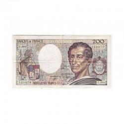 200 Francs Montesquieu 1991 TTB U090 ( 454 )