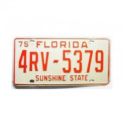 Plaque d Immatriculation USA - Floride ( 141 )