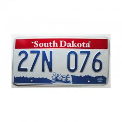 Plaque d Immatriculation USA - South Dakota ( 290 )