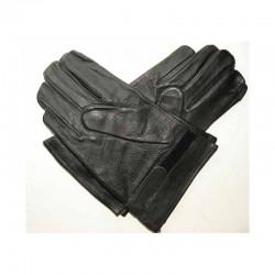 Paire de gants militaire en cuir armée Fr Taille 8.5