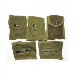 1 Porte Boussole US Army 1956 Vietnam ( 019 )