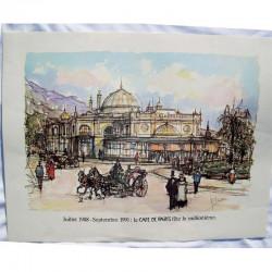 repro de Klerissi le Café de Paris Monaco ( 024 )