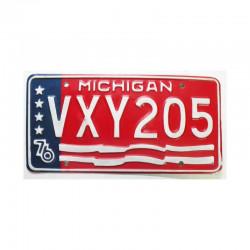 Plaque d Immatriculation USA - Michigan ( 013 )