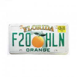 Plaque d Immatriculation USA - Floride ( 997 )