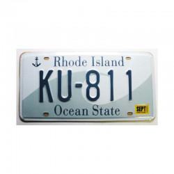 Plaque d Immatriculation USA - Rhode Island ( Rep - 050)