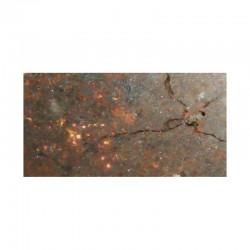 Tranche de Meteorite Jiddat Al Harasis 073 ( 16.25 grs - 014 )