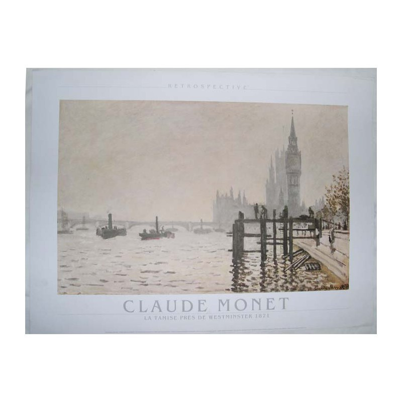 reproduction de Monet (45 )