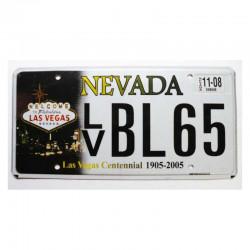 Plaque d Immatriculation USA - Nevada ( 157 )