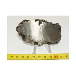 Tranche de Meteorite Campo del Cielo ( 184 grs - 003 )