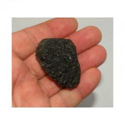 Moldavite verte ( meteorite -Tectite - 31.85 grs - 062 )