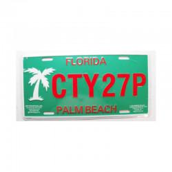 Plaque d Immatriculation USA - Floride ( Rep - 546 )