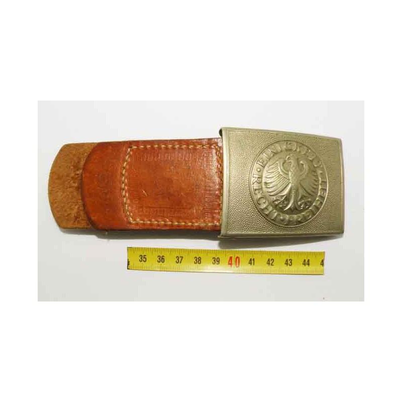 boucle de ceinture armée Allemande bundeswehr ( 008 )