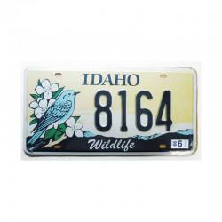 Plaque d Immatriculation USA - Idaho ( Rep - 092 )