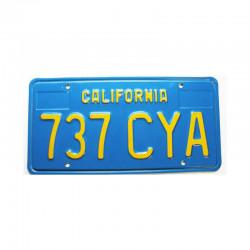 Plaque d Immatriculation USA - California ( 1146 )