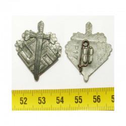 Allemagne / 3 iem Reich -  Badge K-WHW 1942   ( 020