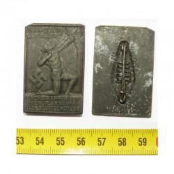 Allemagne / 3 iem Reich - Badge reichstreffen der ehem flakwaffe luftschutzes ( 022 )