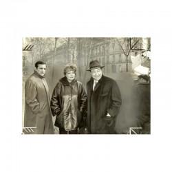photo originale de Ventura , Signoret et Meurisse ( AGA )