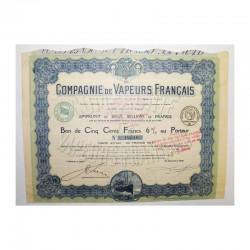 Emprunt Cpe de Vapeur Francais ( 253 )