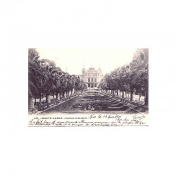 CPA Monaco les jardins du Casino ( 58 )