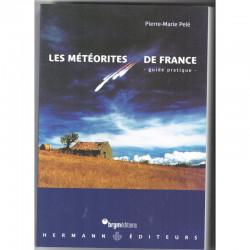 livre : Les météorites de France - Pierre-Marie Pelé